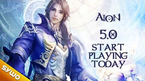 AION 5.0 is THE best time to start playing