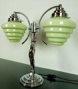 Ad lamp