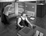 NASAComputerIBM1957