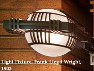 LightFixtureFrankLloydWright1903