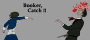Booker catch