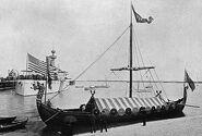 1893ColumbianExpoVikingShip