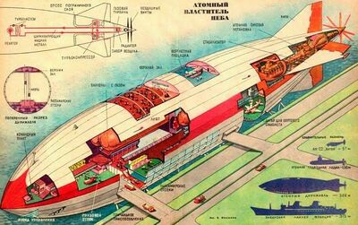 Sovietzeppelinonthebraintoo
