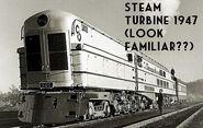 Turbinelocomotive