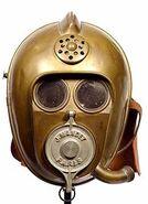 Firefighterrespiratormask