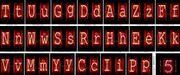 AlphabeticNixieTube