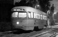 Streamlined trolley