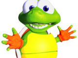 Tiptup the Turtle
