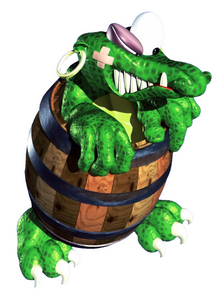 Klobber (Donkey Kong Country 2)