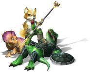 Foxdefeatenemy