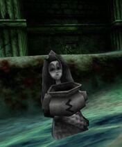 Banjo Tooie Mermaid statue