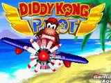 Diddy Kong Pilot (2001 build)
