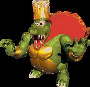K. Rool Artwork - Donkey Kong 64