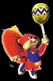 Conkerballoon