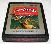 Swordquest waterworld