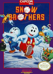 Snow bros nick tom-cover-front