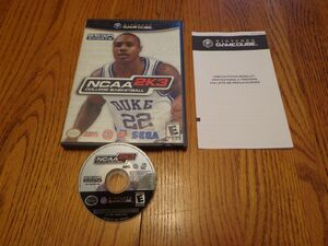 Ncaa college gamecube
