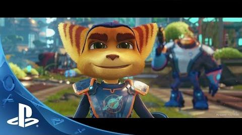 Ratchet & Clank E3 - Trailer