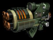 Megarocket Cannon promo render