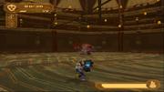 Defeat Captain Qwark gameplay