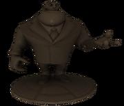 Vox statue ItN