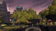 Megacorp Games area 1