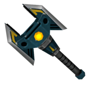 Combat bot wrench render