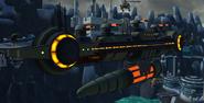Planetbuster Maximus ship