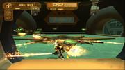 Annihilation Nation gauntlet gameplay 1