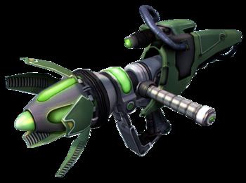 Alpha Cannon