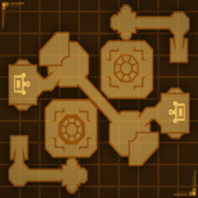 Metropolis multiplayer map