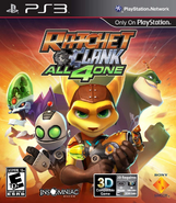 All 4 One front cover