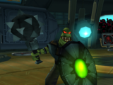 Megacorp gladiator