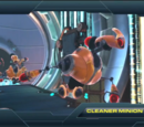 Cleaner Minion