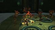 Inferno mode gameplay