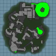 Megacorp Outlet map