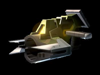 Quasar Turret Launcher