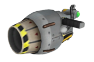 Suck Cannon from R&C (2002) render