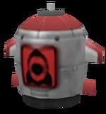 Visibomb Gun ammo render