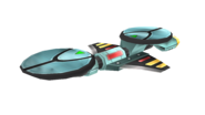Hoverboard from R&C (2002) render