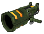 Minirocket Tube from UYA multiplayer render
