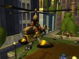 Blarg heli-commander