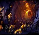 Caverne des araignées