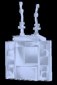 Original Gadgetron Vendor render
