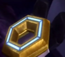 3 ¾ senttikubiitin heksagonaalitiiviste