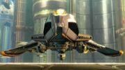 Tachyon's Imperial Cruiser