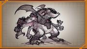 Terror of Talos concept art
