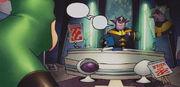 Qwark meeting Artemis Zogg