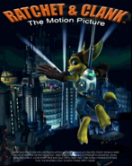 Ratchet & Clank The Motion Picture