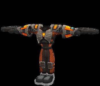 Duraplate armor